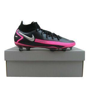 Nike Phantom GT Elite DF FG Soccer Cleats Black
